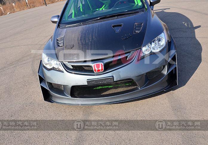 本田思域/fd2/思铭 升级宽体赛车版套件